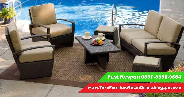 Sofa Rotan Ruang Tamu Jual Kursi Sofa Rotan Harga Kursi