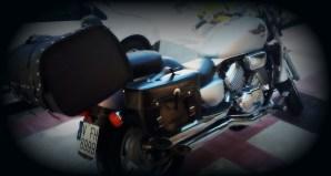 alforja baul moto custom alas