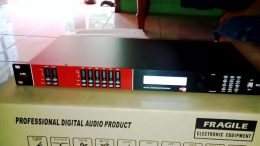 Audio Logic Red260 - (Youtube: Channel Jalur Jagad)
