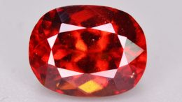 Batu Hessonite Garnet - www.gemrockauctions.com