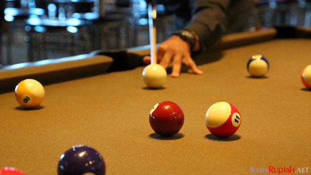 Bola Billiard Belgi - www.mainevent.com