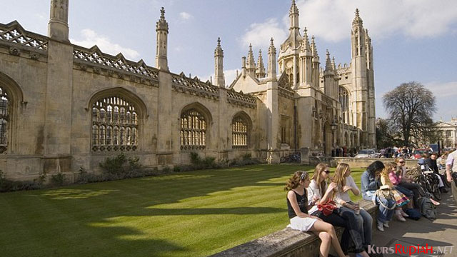 Cambridge University - www.dailymail.co.uk