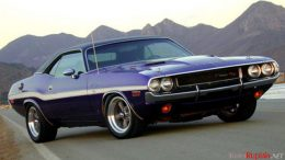 Dodge Challenger 1970 - www.carthrottle.com