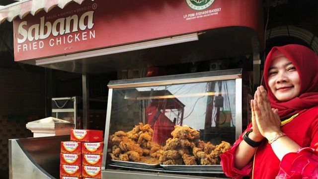 Franchise Sabana Fried Chicken - sabanaku.com