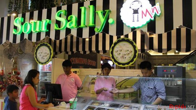 Franchise Sour Sally - jogja.tribunnews.com