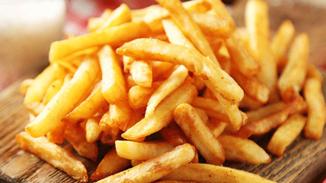 French Fries Rasa-Rasa - recipes.timesofindia.com