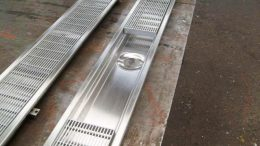 Gutter Stainless Steel - www.bumata.co.id