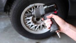 Impact Wrench Ingersoll Rand