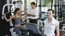 Harga Personal Trainer Fitness First