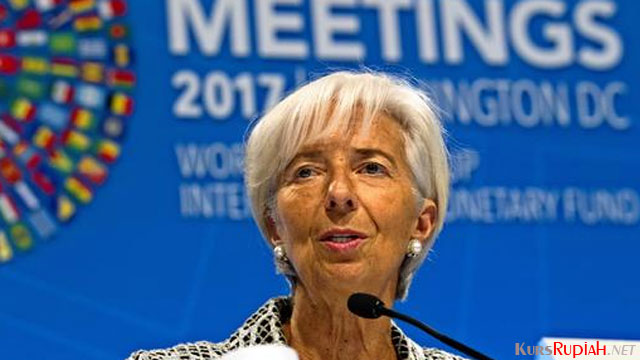 International Monetary Fund Managing Director Christine Lagarde - asia.nikkei.com