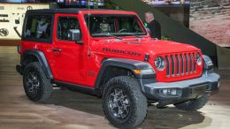 Jeep Wrangler Rubicon Diesel - www.autocar.co.uk