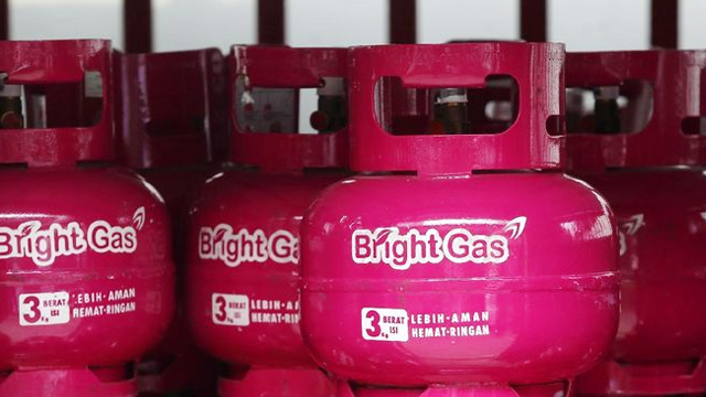 LPG Non Subsidi Bright Gas 3 Kg - finance.detik.com