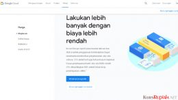 Layanan web hosting Google Cloud - cloud.google.com
