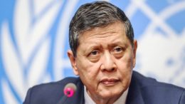 Marzuki Darusman, ketua United Nations Independent International Fact-Finding Mission on Myanmar 2017 - news.detik.com