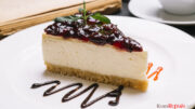 Menu Cheese Cake