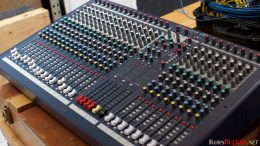 Mixer Soundcraft LX7 - padilcelluler.blogspot.co.id