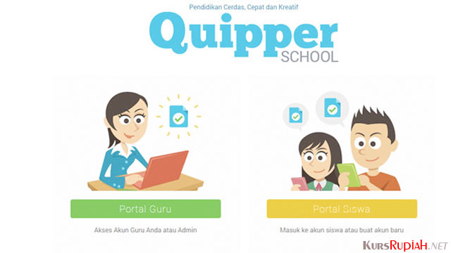 Quipper School - (Sumber: id.techinasia.com)