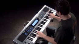 Keyboard Roland Prelude (youtube: Roland Brasil)