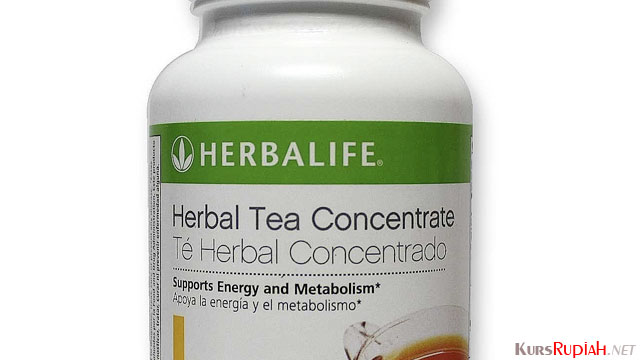 Teh Herbalife - (Sumber: amazon.com)