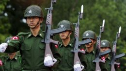 Tentara Myanmar - www.inews.id