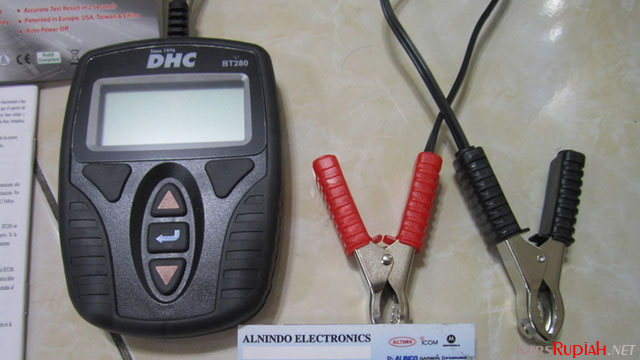 Tester Digital DHC BT 280 - www.tokopedia.com