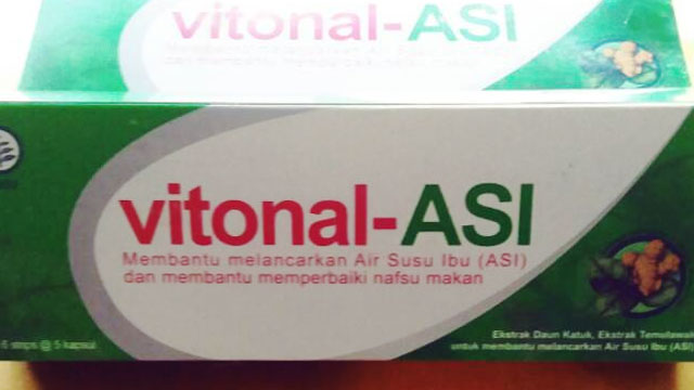 Vitonal ASI - shopee.co.id