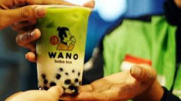 Wano Boba Tea - (YouTube: Wano Boba Tea Legok)