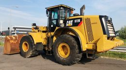 Wheel Loader Caterpillar - www.tradus.com
