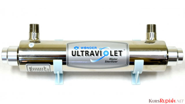 Wonder Ultraviolet Water Sterilizer - www.cleanwaterstore.com