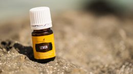 Young Living Lemon Essential Oil - (Youtube: Christina Adam)