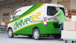 Aktivitas driver Deliveree (sumber: deliveree.com)
