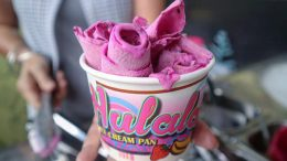 Hulala Ice Cream rasa strawberry