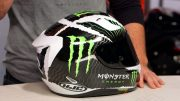 Salah satu varian Helm HJC Monster Energy (youtube: RevZilla)