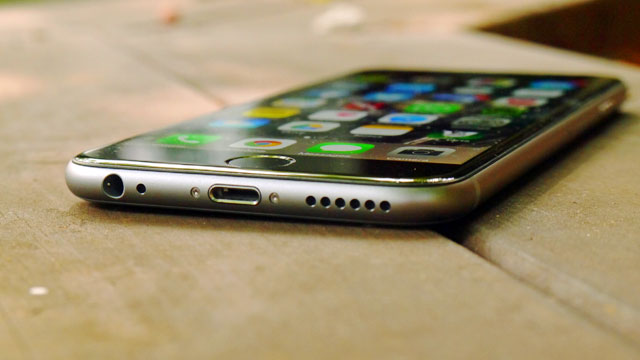 iPhone 6 - www.techradar.com