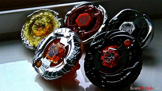 Beyblade Nightmare Rex