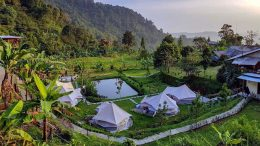 The Forrester Glamping, Bogor (sumber: tripzilla.id)