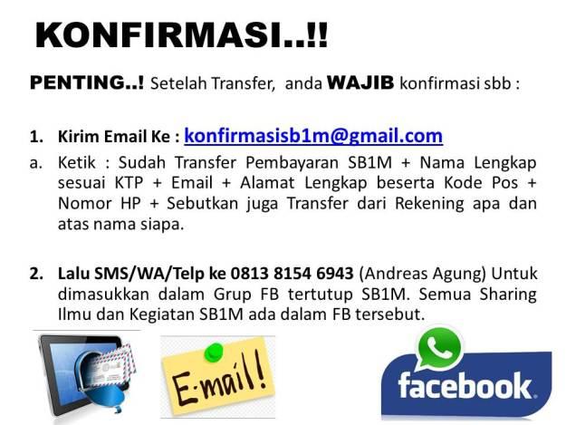 Komunitas Bisnis Online SB1M