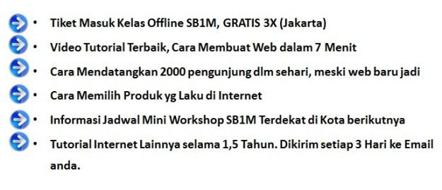 bonus free member sb1m