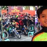 Alfan Cebonk Sang Jawara Drag Bike Indonesia
