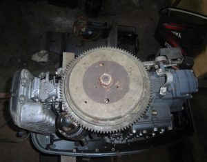 Mesin Kapal Yamaha 85 pk