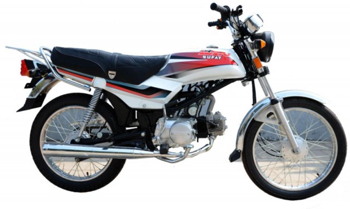 Sepeda Motor Untuk Segala Medan