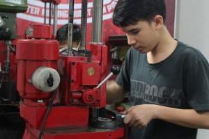Kursus Mekanik Balap
