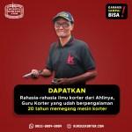 Kursus Korter Musi Rawas Utara Sumatera Selatan