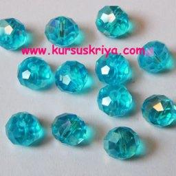 Manik kristal bulat 10 mm