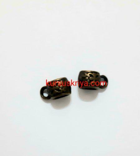 Slider beads dengan kaitan warna bronze antik