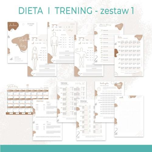 dieta i trening
