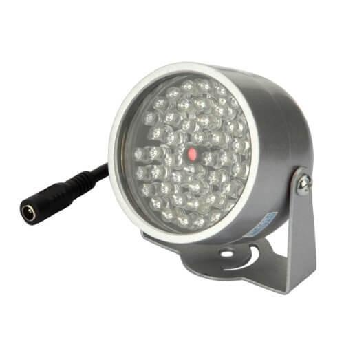 güvenlik kamerası aydınlatma