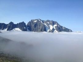 Johannesberg Mountain, North Cascades National Park