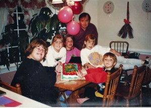 Kurt Kaiser 1994 Birthday Kaiser family