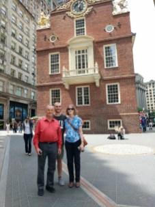 Kurt Kaiser Boston - Bruce and Michele Kaiser